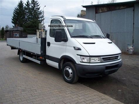 Iveco Daily 35c14 3.0 Hpi 2006 Stake Body Truck Photo And