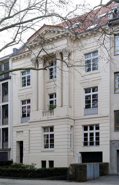Filehaus Achenbachstrasse 24 In Duesseldorfduesseltal