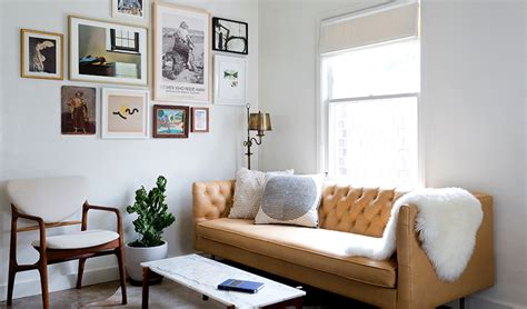 7 Tips For Designing A Small Living Space, With Homepolish