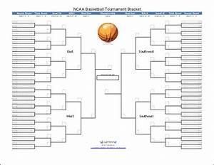 Tournament Bracket Templates For Excel