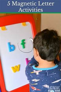 17 best images about reading writing readiness on With best magnetic letters for toddlers