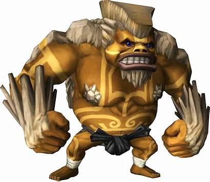 Goron Zelda Darbus Kong Legend Grogor Twilight