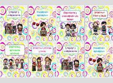 Lindas portadas para preescolar Educación Primaria