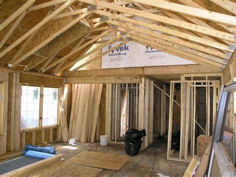 scissor truss porch ceiling  style pinterest