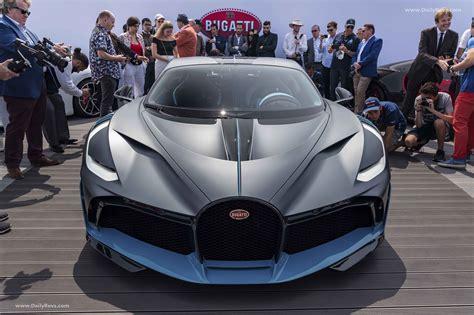 The bugatti centodieci will cost $9 million and only 10 will be made. 2019 Bugatti Divo - Dailyrevs