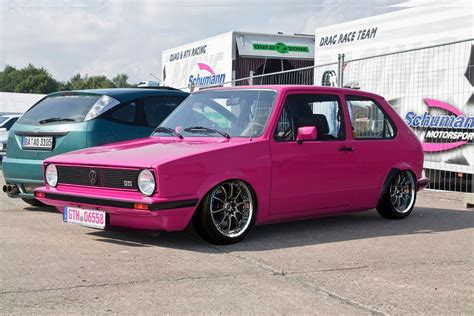 relationship goals pink mk golf gti vw