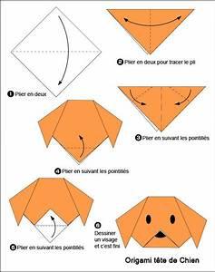 Origami Animaux Facile Gratuit : modele d 39 origami facile ~ Dode.kayakingforconservation.com Idées de Décoration