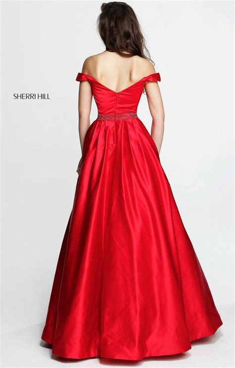 Sherri Hill 51124 - $550.00 - Genealogy Boutique & Formals