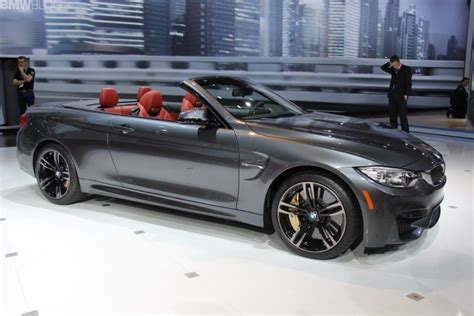 Bmw Neuheiten Ny Auto Show 2015 by New Bmw M4 Convertible From 2014 New York Auto Show
