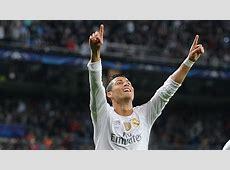 Champions League Real Madrid vs Shakhtar Donetsk Cristiano