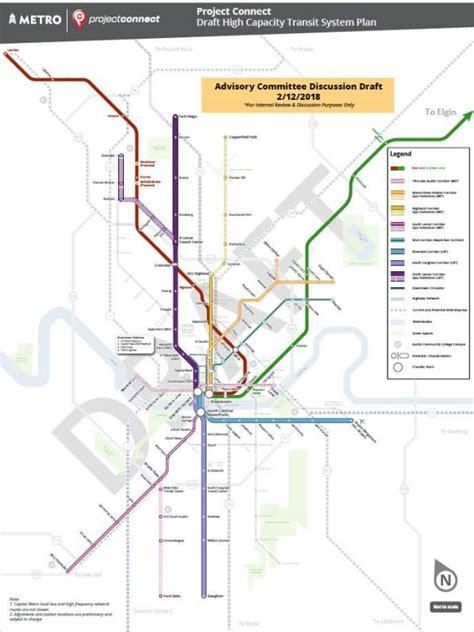 Baltimore Light Rail Link Map