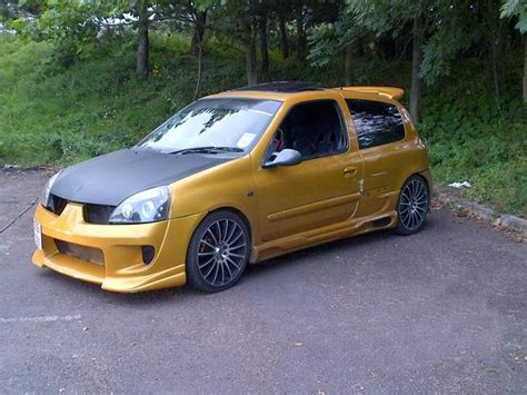 renault clio 2002 modified 17 best images about modified renault on pinterest mk1