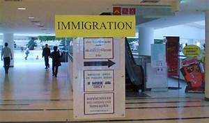 How to Extend Tourist Visa in Thailand at Immigration ...