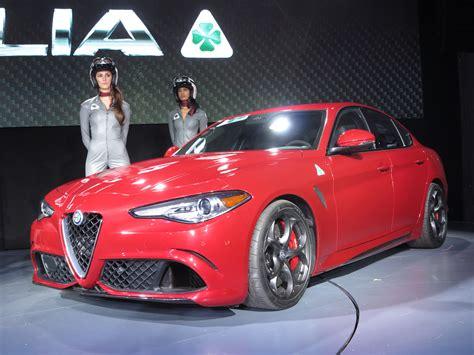 Alfa Romeo Giulia Pricing To Start In The ,000 Range