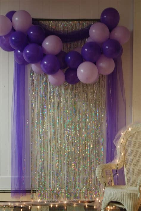 Diy Theme Backdrop by Backdrop Complete With Cheesy Wicker Chair 80s Prom