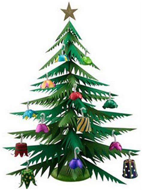 manualidades faciles para ni 241 os en navidad arbol de