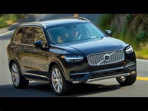 Volvo Prices All New Xc90 Jeep Going After Land Rover