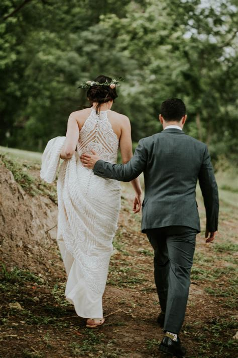Boho Chic Summer Camp Wedding Bespoke Bride Wedding Blog