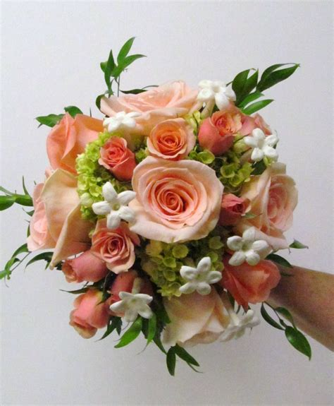 coral flowers buffalo wedding event flowers