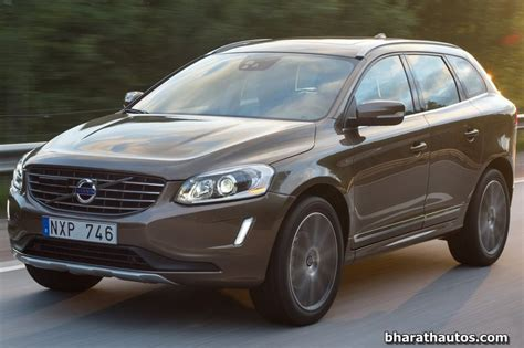 Volvo Xc60 Crossover by Volvo Launches 2014 Volvo S60 Saloon And 2014 Volvo Xc60