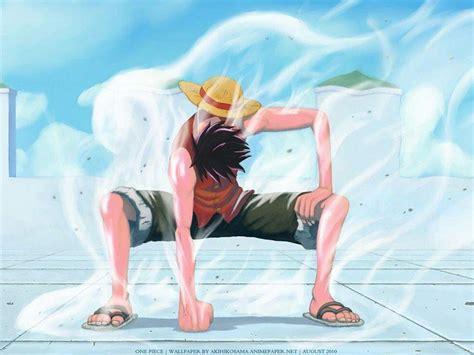 One piece gear second de luffy tout le monde se souvient de cette pose qui nous a remplie d exitation lors du combat lucy luffy. Luffy Gear 5th and Awakening | One Piece Amino