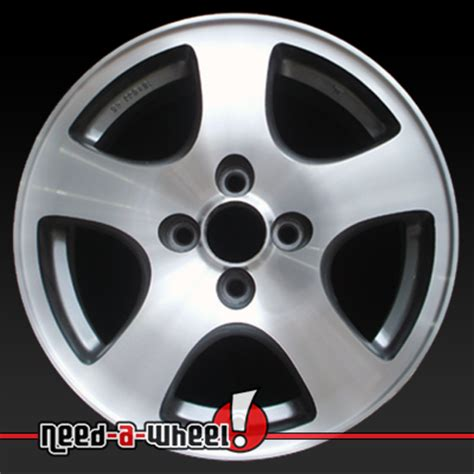Acura Integra Rims For Sale by 15 Quot Acura Integra Wheels Oem 1994 1995 Machined Rims 71660