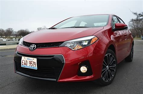 2015 Toyota Corolla Review By Larry Nutson