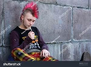 Street Punk Stock Photo 24594058 - Shutterstock