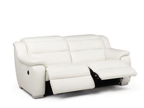 canape relax electrique conforama canapé 2 places relax électrique cuir arena blanc canapé pas cher vente unique ventes pas