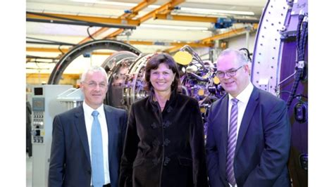 mtu aero engines inaugurates new final assembly line for the pw1100g jm