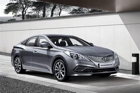 Hyundai Previews New Ag Luxury Sedan And Facelifted