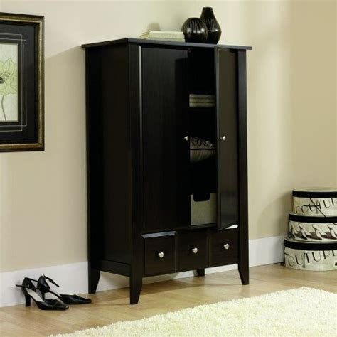 Coat Armoire Wardrobe by Contemporary Wardrobe Clothing Storage Wood Bedroom