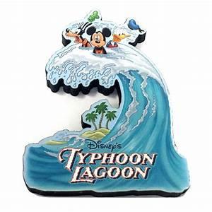Your WDW Store - Disney Magnet - Typhoon Lagoon Water Park