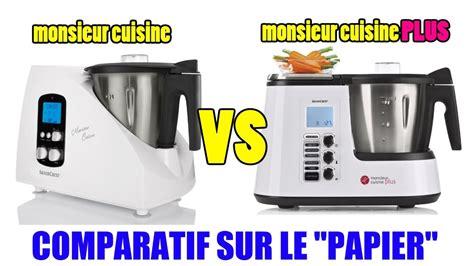 Monsieur Cuisine Plus Lidl Silvercrest Skmk 1200w Vs