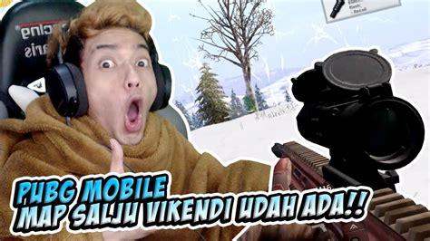 map salju vikendi pubg mobile indonesia youtube