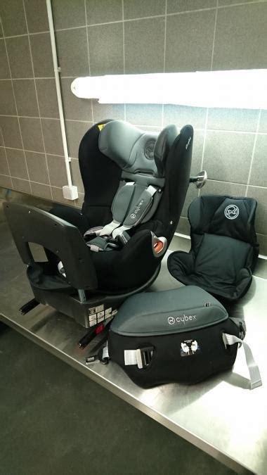 restauration siege auto troc echange siège auto 0 4 ans 0 1 cybex sirona