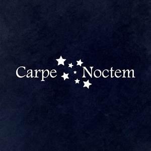 Wandtattoo Carpe Noctem : carpe noctem wandtattoo ~ Sanjose-hotels-ca.com Haus und Dekorationen