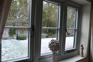 Country, Cottage, Windows