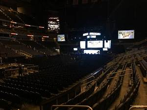 State Farm Arena Section 111 Concert Seating