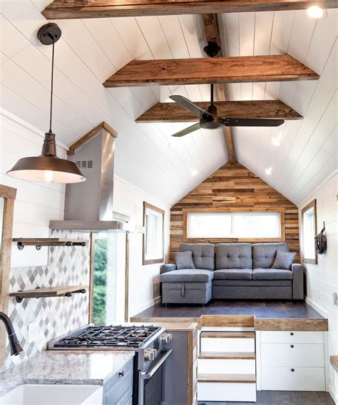Light Bright Downsize by Tedesco By Liberation Tiny Homes Downsize And Simplify