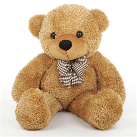 teddy bears shaggy cuddles and cuddly plush teddy 30in