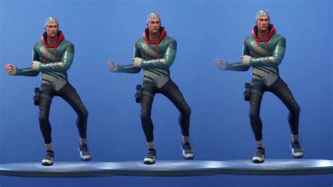fortnite billy bounce emote dance  hours youtube