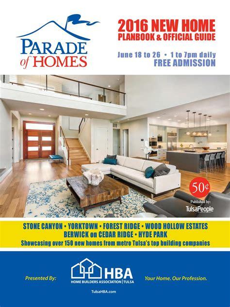 parade  homes   langdon publishing  issuu