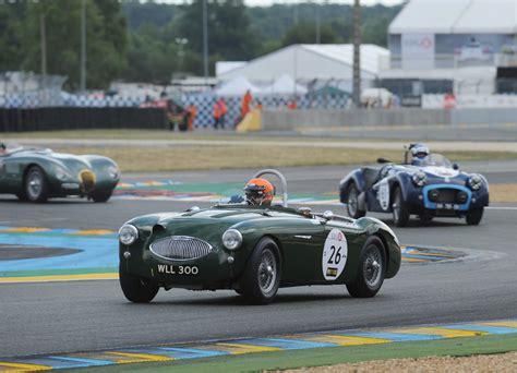Classic Race Cars by Jd Classics Sponsors Le Mans Classic 2016 Classic Car