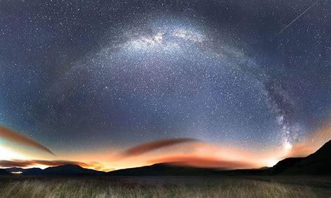 Star Struck Space Rainbow Photographer Captures