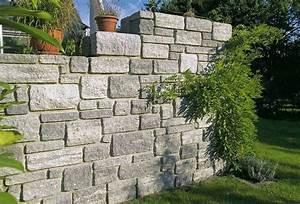 Gartenmauern Aus Beton : gartenmauern und sichtschutz ~ Michelbontemps.com Haus und Dekorationen