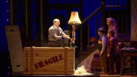 a christmas story the musical opening night cancelled