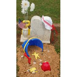 My Babies Grave Chloes Birthday Pinterest Cemetery Decorations And