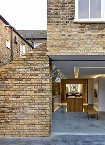 Modern Side Extension by Coffey Architects