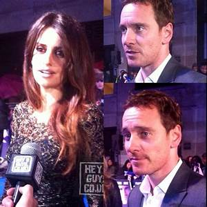 The Counsellor Red Carpet Interviews